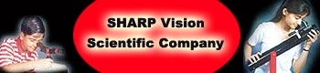 Sharp Vision Scientific Company, Sahibabad, India - www.sharpvisionindia.com / www.telescopesindia.com